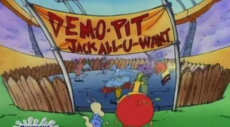 10 Adult Jokes You Missed In Children's Cartoons