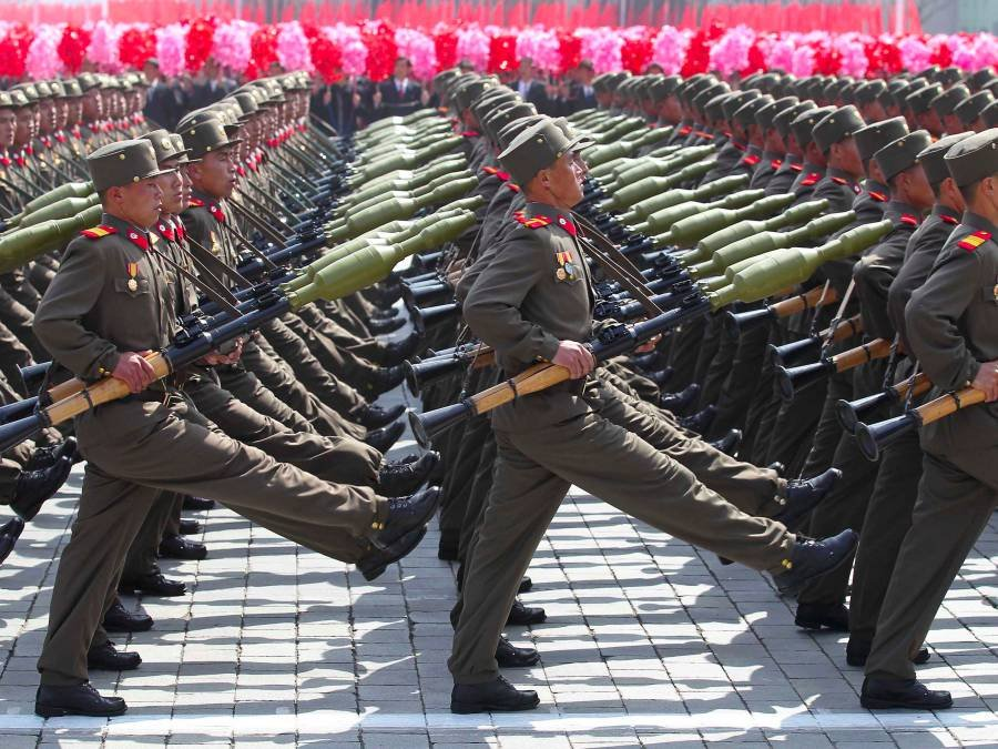 10 Banned Photos That Show What Life is Really Like In North Korea