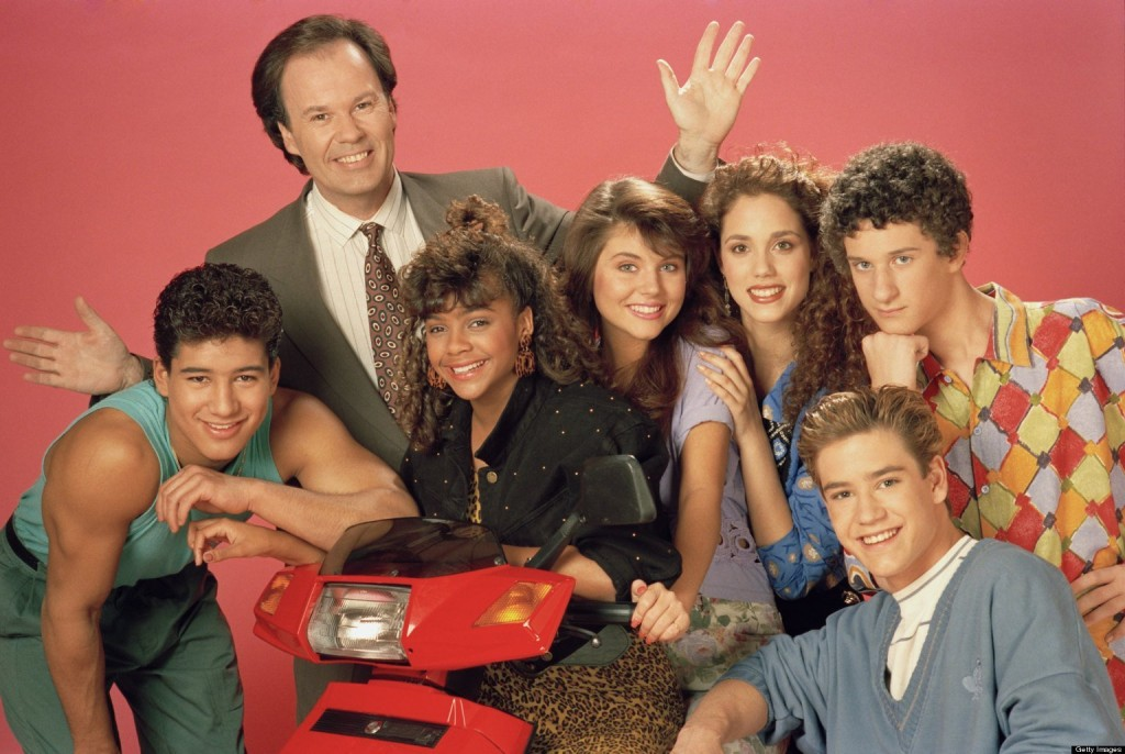 10 Things You Probably Didn't Know About 'Saved By The Bell'