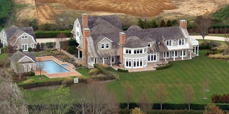 20 Amazing Celebrity Homes That Will Make You Jealous