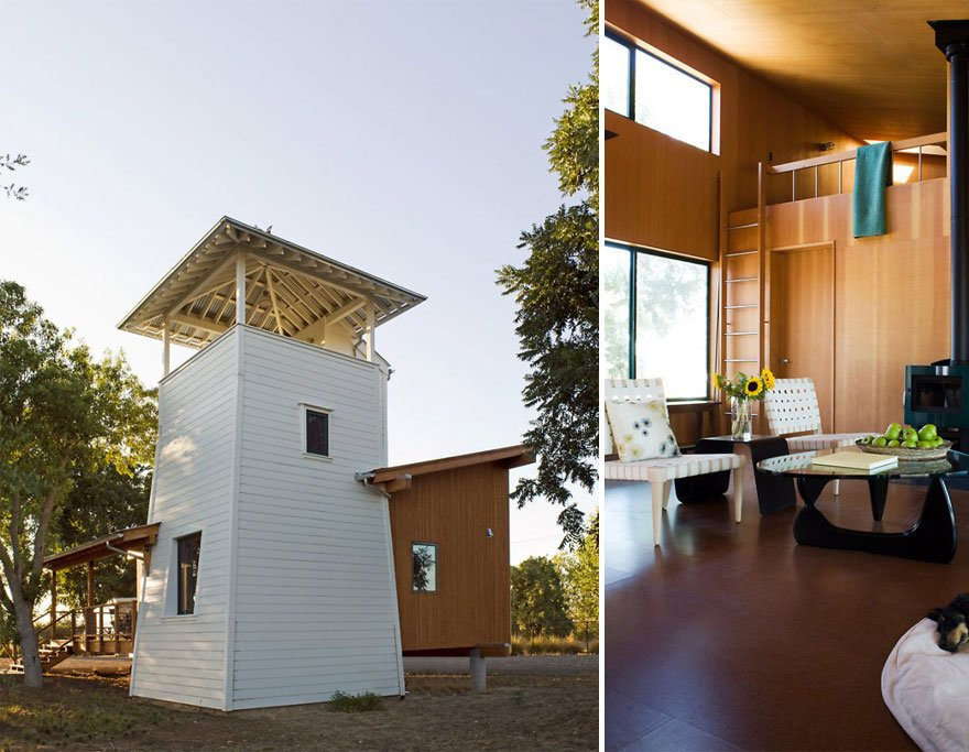 the yolo cabin california - Smallest House In The World 2016
