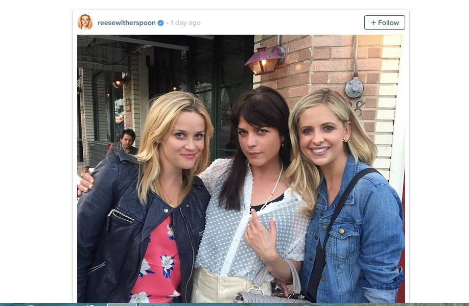 Actresses Have Cruel Intentions Reunion At Musical Parody