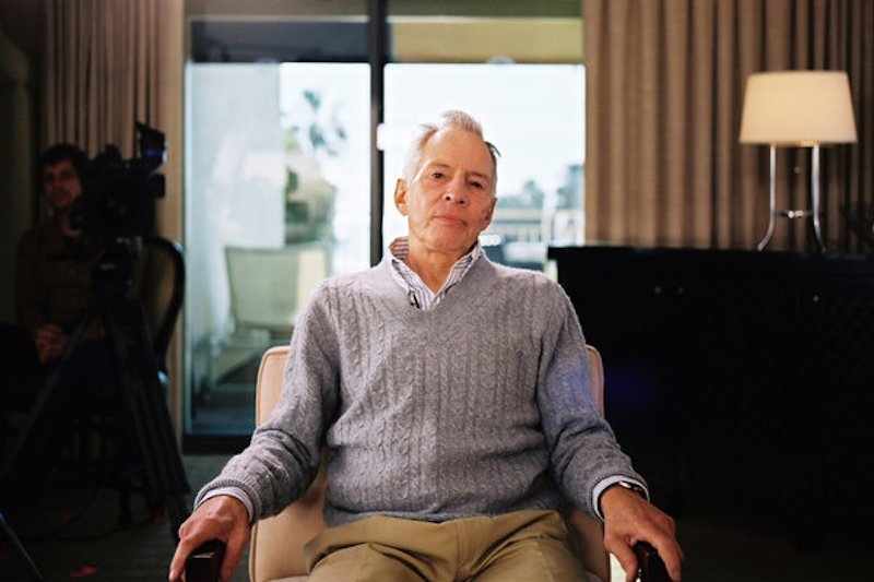 Robert Durst Charged With Murder Shortly After Live Mic Catches Him Saying He 'Killed Them All'