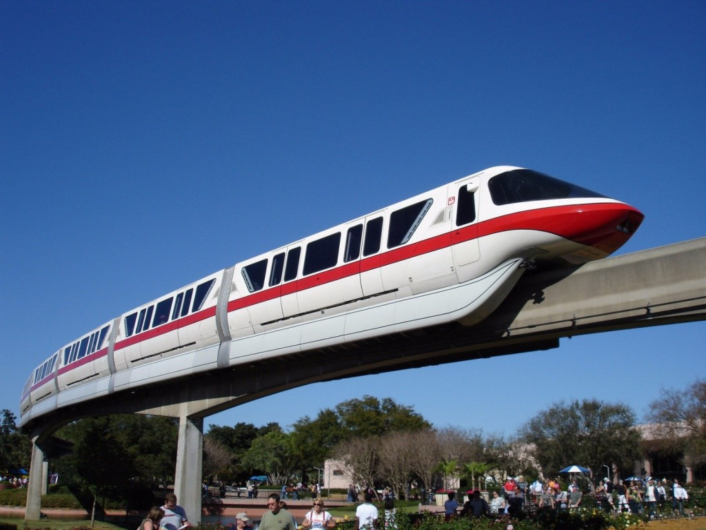 Walt Disney World Monorail Being Sold On Ebay