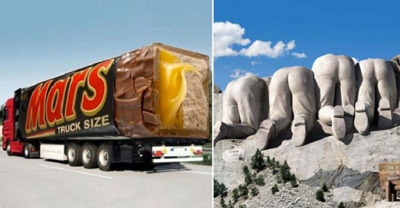 10 Clever Ads That'll Make You Look Twice