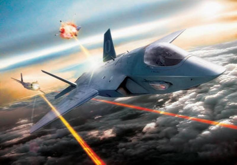 10 Completely Mind-Blowing Pieces Of Futuristic War Tech