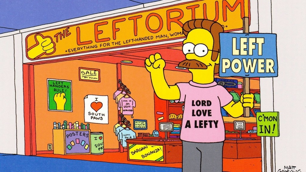 10 Funny Facts About Left-Handed People