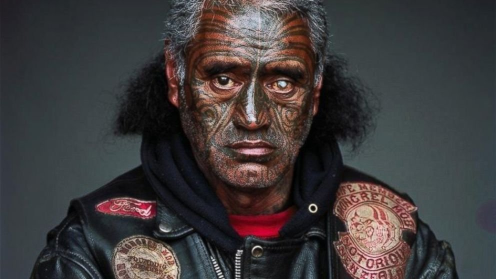 10 Incredible Face Tattoos And The Stories Behind Them