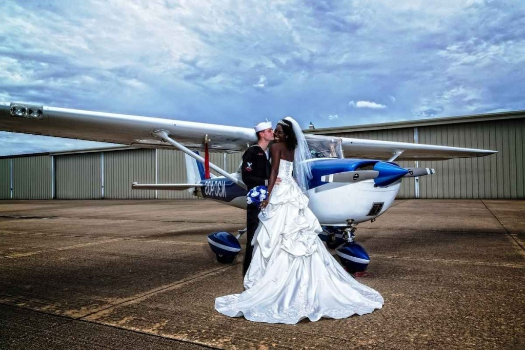 10 Of The Craziest And Oddest Places To Get Married