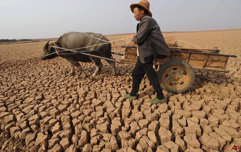 10 Of The Most Horrible Droughts Ever Recorded