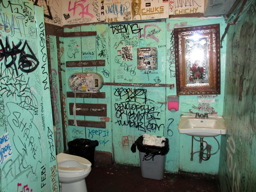 10 Of The World's Craziest Bathrooms
