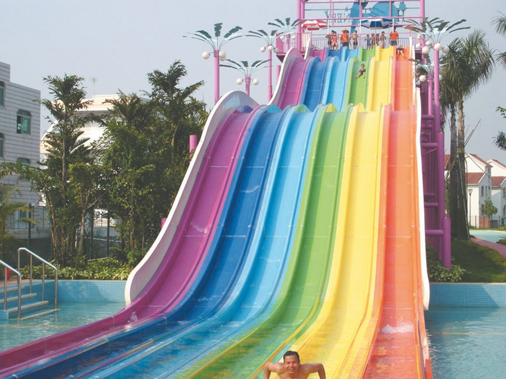 15 Wildest Water Slides From Around The World