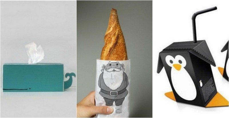20 Creative Product Packages That Are Awesomely Designed