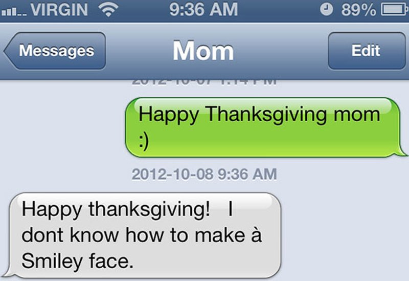 20 Hilarious Parents Who Probably Shouldn't Text