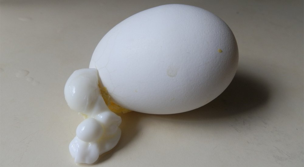 Australian Scientist Discovers How To Unboil An Egg