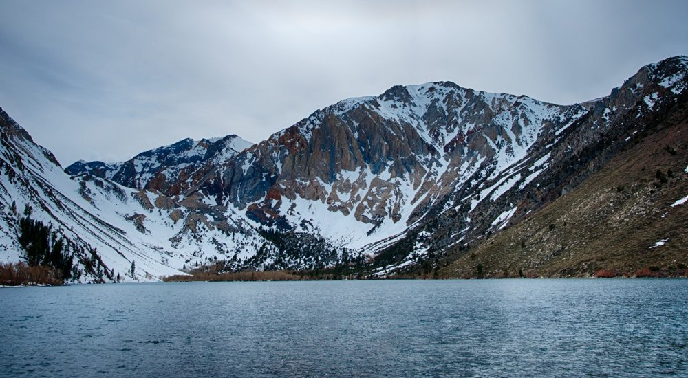 California Mountains' Snow Is At A 500-Year Low