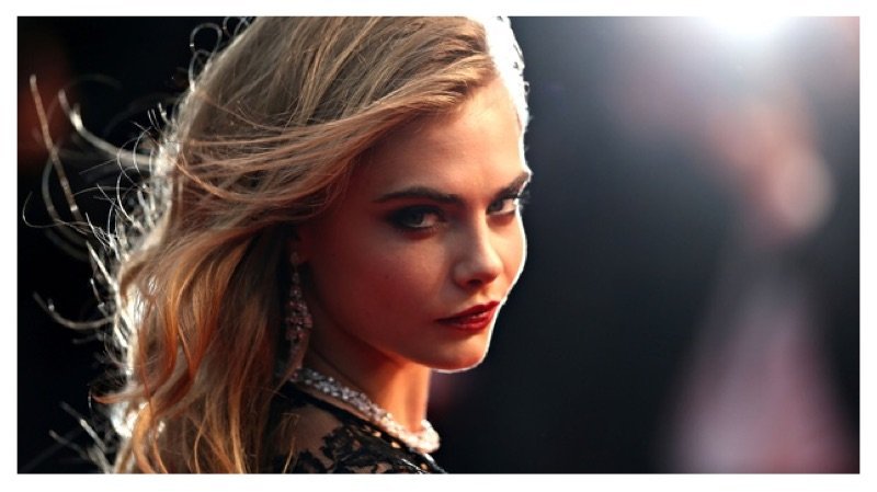 Cara Delevingne Steps Away From Modeling Career