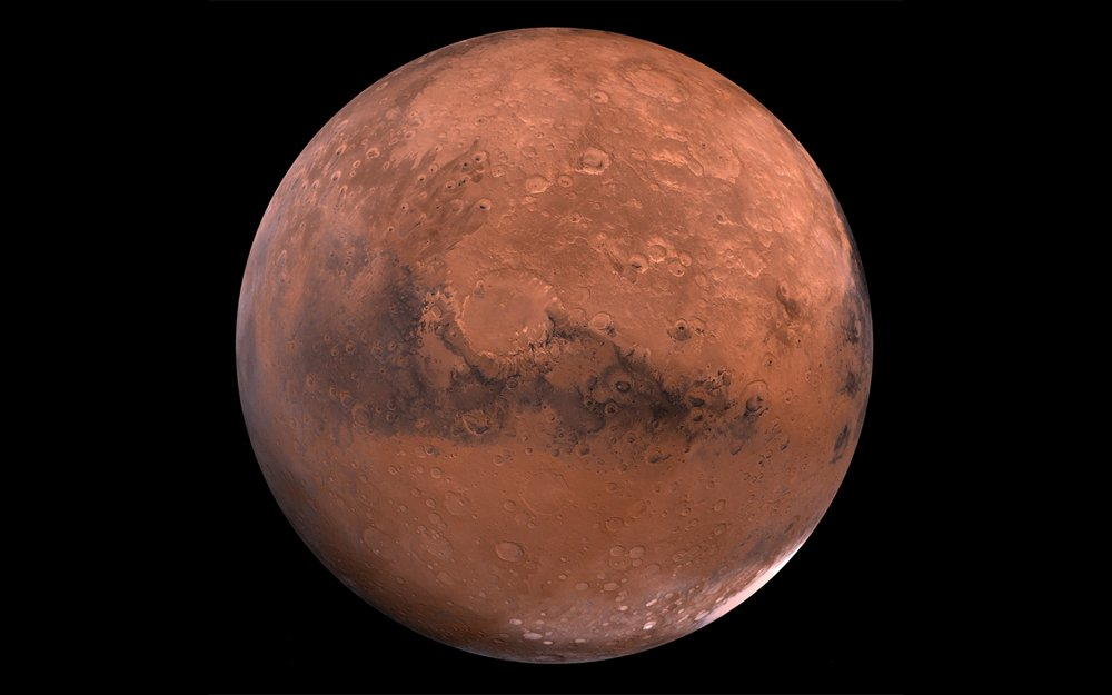 Elon Musk Wants To Make Mars Habitable By Nuking It
