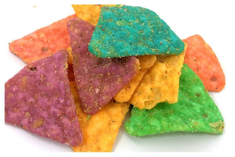 Frito Lay Launches Rainbow Colored Doritos To Support LGBT