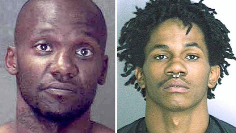 Man Facing Numerous Murder Charges Apparently Rips His Cellmate's Eyeballs Out