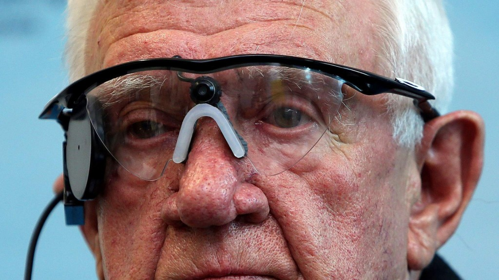 Man Receives Bionic Eye In Breakthrough Surgery