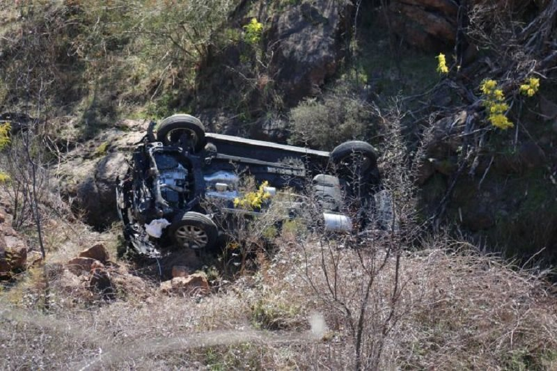 Missing Teenager Found Alive Six Nights After Car Crash