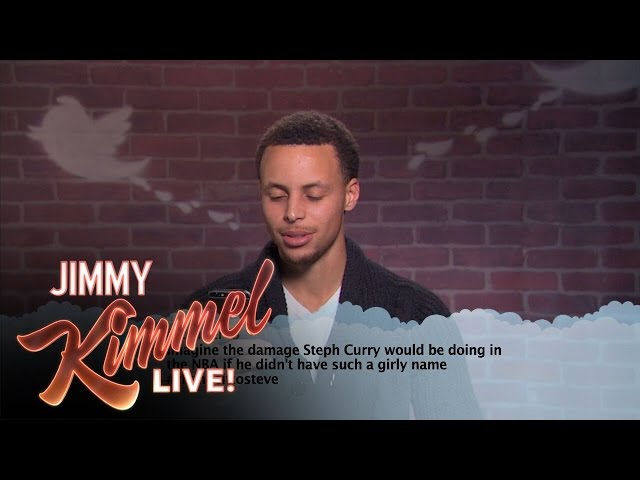 NBA Players Read Mean Tweets On Jimmy Kimmel Live!