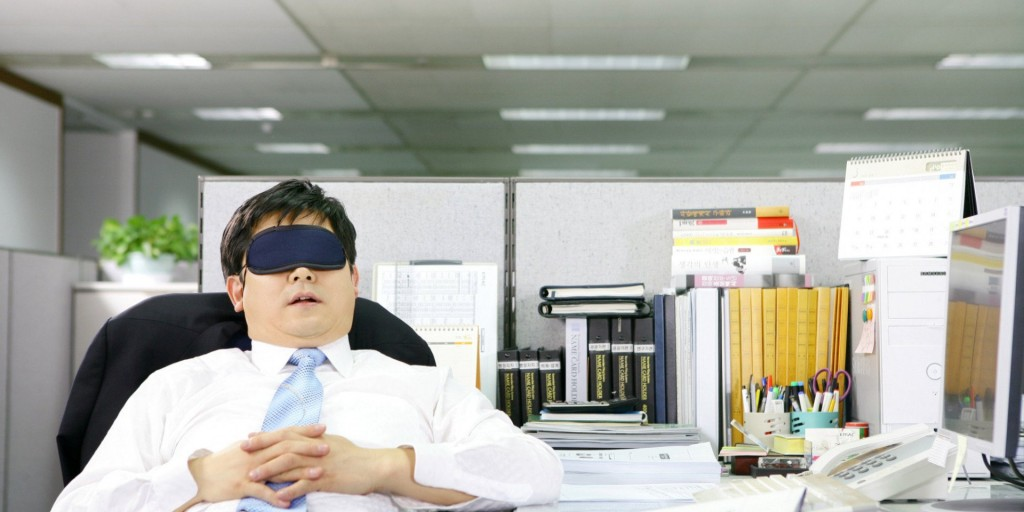 South Korea Opens Relaxation Parlors For Stressed Workers