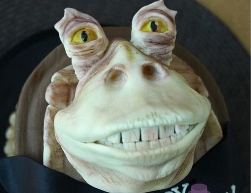 10 Amazing Star Wars Cakes You Won't Believe