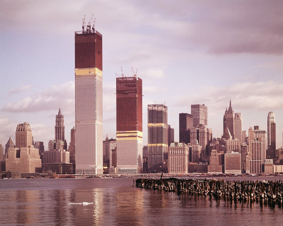 10 Beautiful Pictures Of New York City In The 1970's