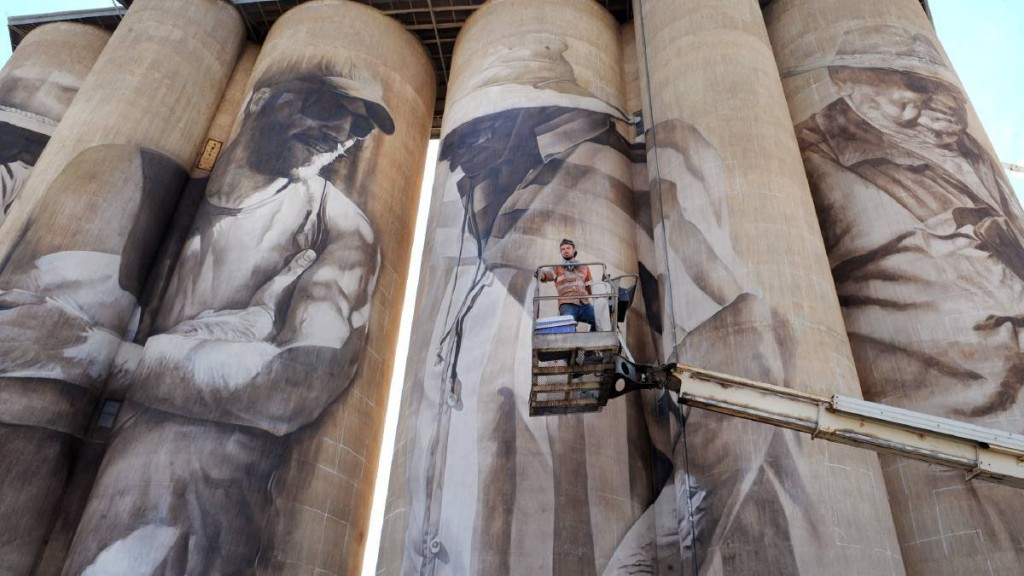 10 Of The Most Incredible Murals Ever Created