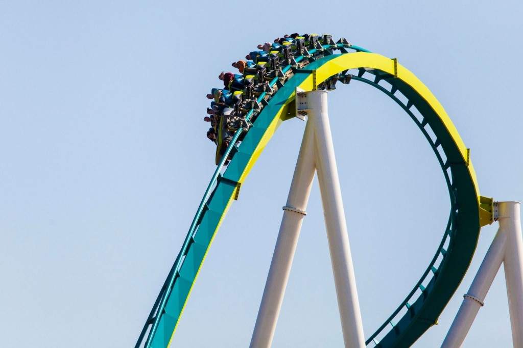10 Of The Most Insane Roller Coasters Ever Created