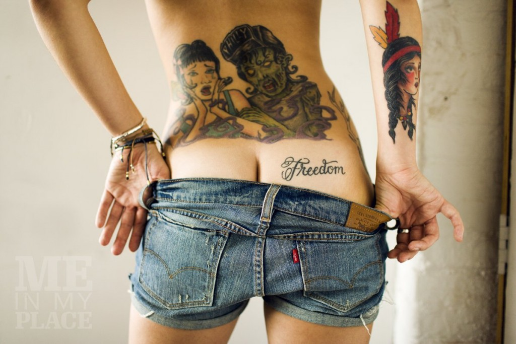 10 Shocking But Imaginative Zombie Tattoos
