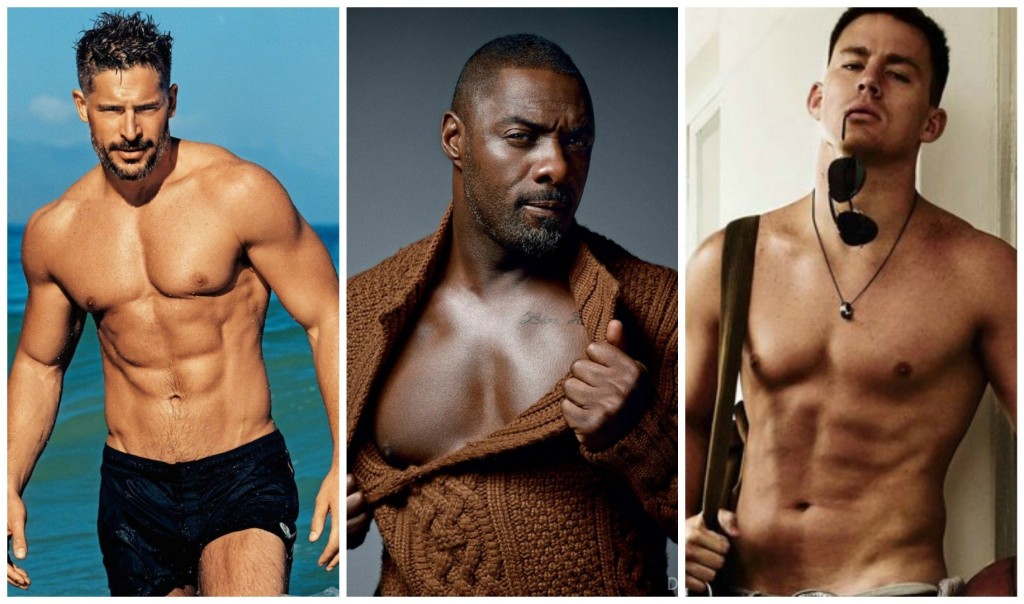 20 of Hollywood's Hottest Hunks From Television And Film