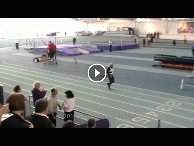 95-Year-Old Man Crushes 200m Sprint Record