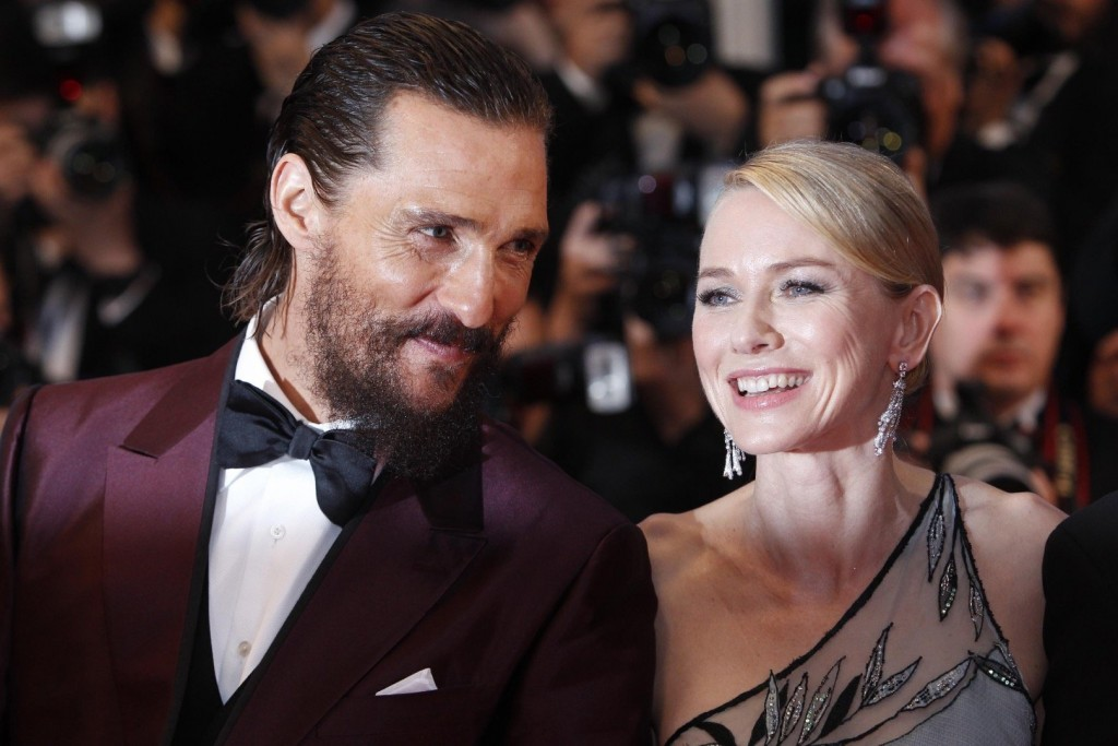Matthew McConaughey's New Film Booed At The Cannes Film Festival