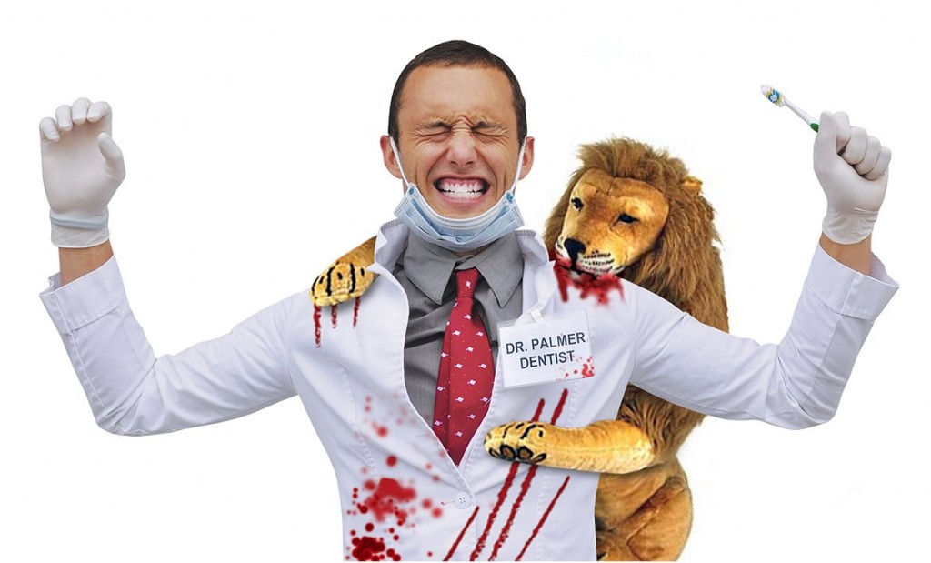 PETA Responds To Cecil The Lion Killer Costume, And It's Well-Deserved