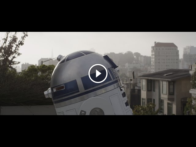 'Star Wars' Lovable Droid R2-D2 Finds Love In Short Film
