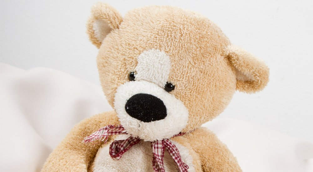Study Finds 80% Of Teddy Bears Are Riddled With Harmful Bacteria
