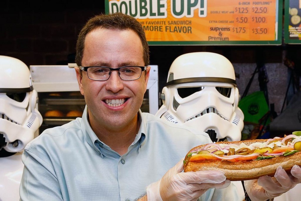 Subway Pitchman Jared Fogle To Plead Guilty To Child Porn Charges