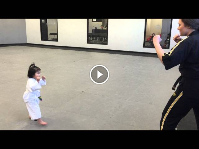 This 3 Year Old White Belt Will Blow Your Mind