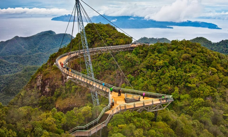 Top 20 Craziest Bridges You Don't Want To Cross