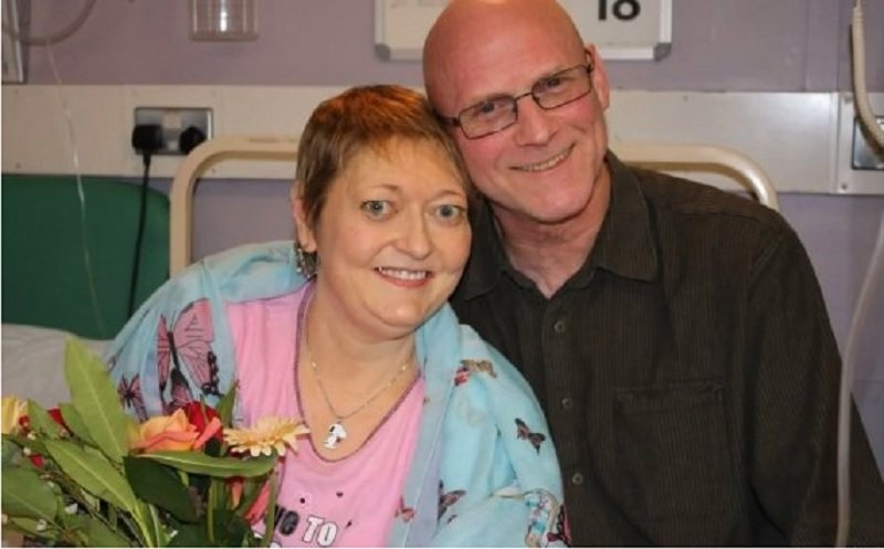Woman Makes Miraculous Recovery After Tying The Knot In Hospital