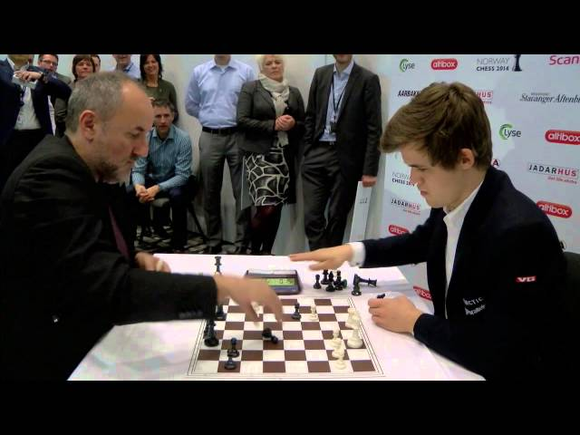 World's Best Chess Player Nearly Beats Manager In 30 Seconds