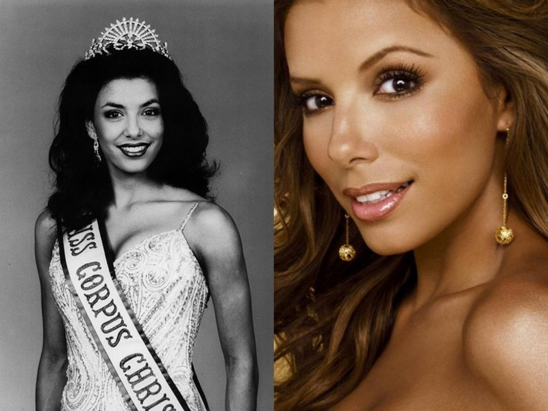 10 Famous Stars That Once Competed In Pageants