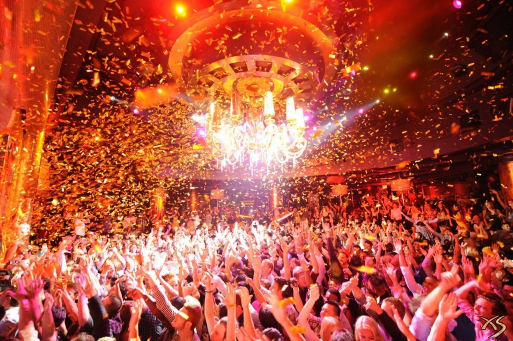 12 Naughtiest Nightclubs In Las Vegas