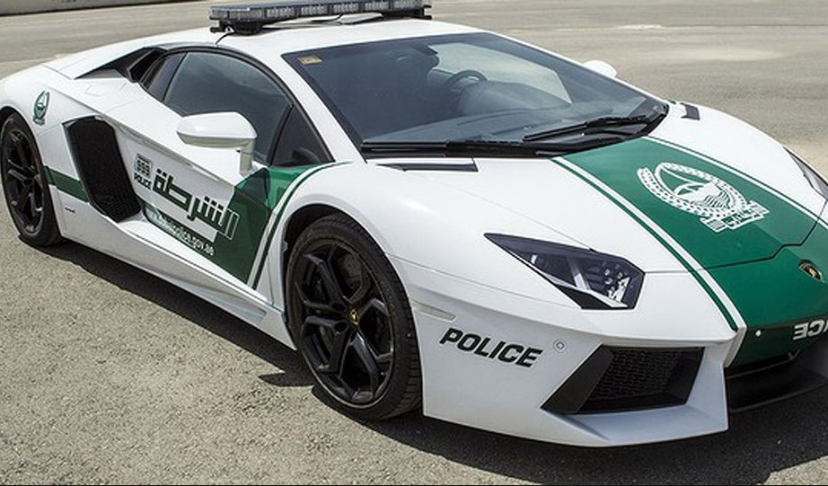 20 Of The Craziest Police Cruisers In The World