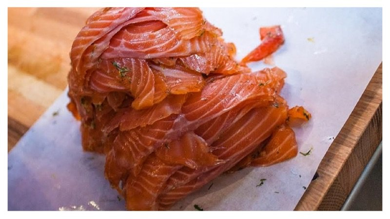 Denver Chef Creates A Cannabis Infused Salmon Dish