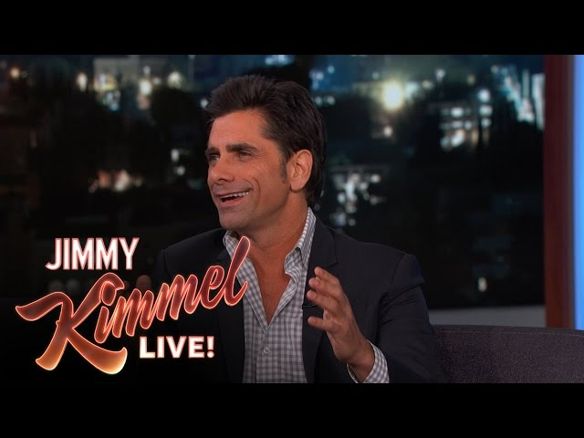 John Stamos Announces Return Of Full House