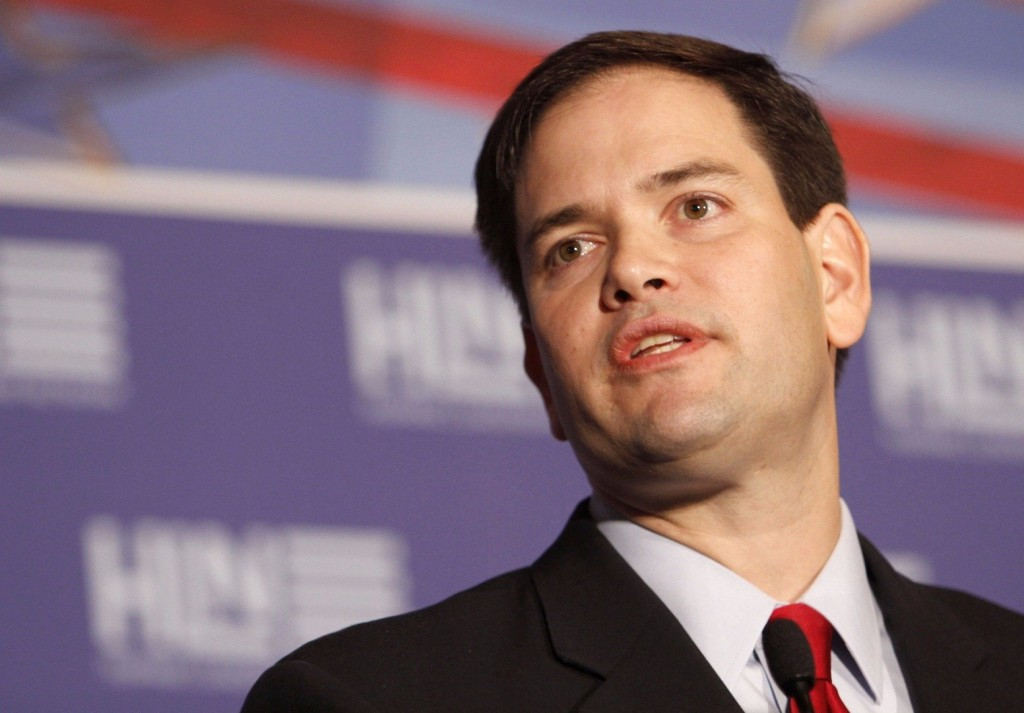 Marco Rubio Joins Ridiculously Crowded Republican Presidential Field
